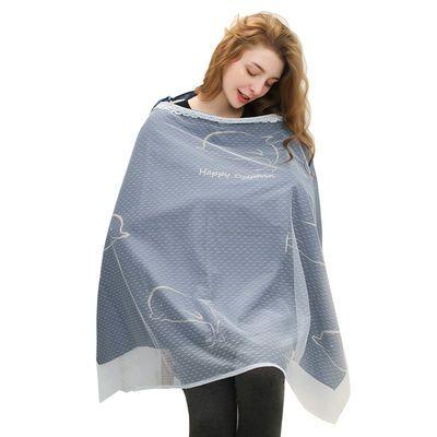 多功能哺乳巾喂奶遮巾外出遮挡纱布巾防走光哺乳衣哺乳服喂奶披肩