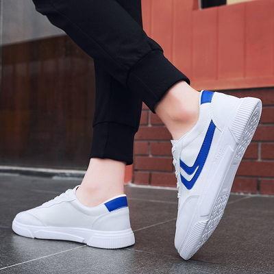 帆布鞋男低帮学生鞋子男士休闲鞋潮流韩版鞋子男板鞋潮鞋