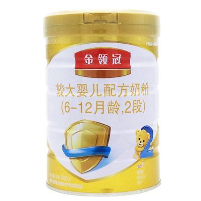 【官方正品】伊利金领冠1段2段3段4段900g罐装婴幼儿牛奶粉