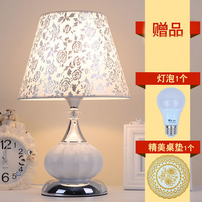 热销优质超赞触摸LED调光温馨浪漫婚庆喂奶学习暖光台灯卧室床头