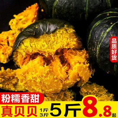 真贝贝南瓜新鲜蔬菜日本进口种源板栗味小南瓜老嫩瓜孕妇宝宝辅食