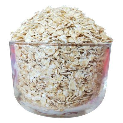 即食速溶燕麦片 纯燕麦片冲饮谷物早餐燕麦代餐无糖燕麦 原味麦片