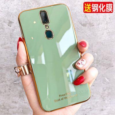 oppoa9手机壳女款pcam10硅胶保护套OPPO A9磨砂防摔全包边软壳潮t