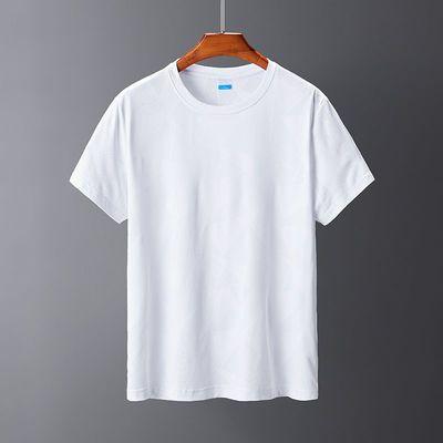 崖竹户外运动T恤男女吸汗透气速干衣圆领短袖快干大码冰丝短袖t��