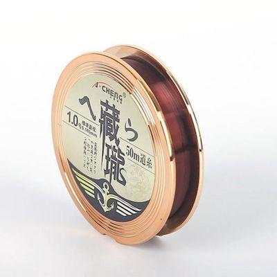 【热销】不打卷台钓鱼线超强拉力鱼线主线日本东丽原丝超柔软鱼线