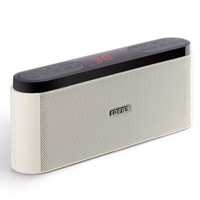 Edifier漫步者 M19收音机老人插卡音箱可充电播放器便携式随身听