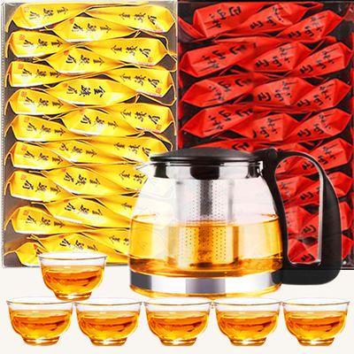 红茶正山小种金骏眉红茶铁观音茶叶盒装100g/130g/260g/250g/500g