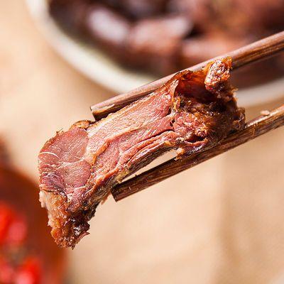 热卖杭州酱鸭 知味观酱板鸭浙江特产年货鸭肉整只卤味下酒菜熟食