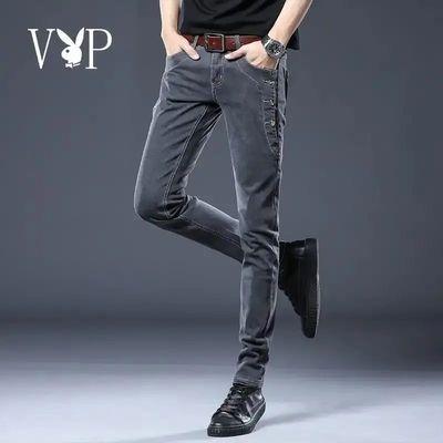 【抖音爆款】【VP】6907LL型牛仔裤公子花花男潮男搭配风里男爱思