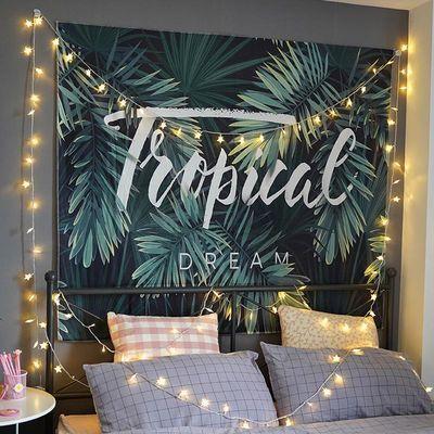ins创意墙饰挂饰北欧房间墙上装饰卧室床头背景墙壁布置墙面挂毯