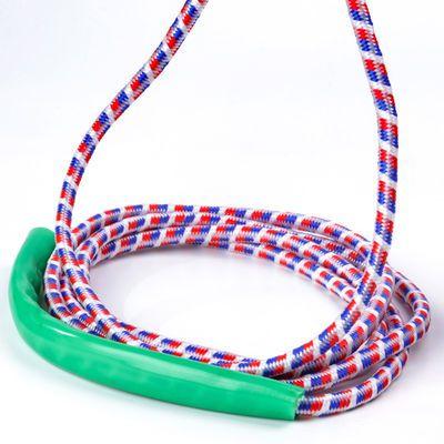 团体长绳跳大绳长跳绳多人跳儿童棉麻学生5710米集体加粗大绳子