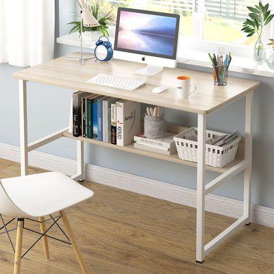 简易电脑桌台式家用卧室小桌子宿舍简约现代学生小书桌写字学习桌