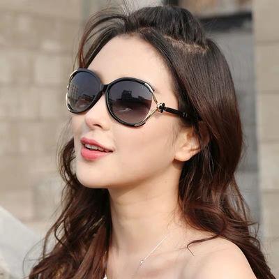 墨镜女韩版潮2020新款时尚偏光太阳镜女士防紫外线时尚网红眼镜女