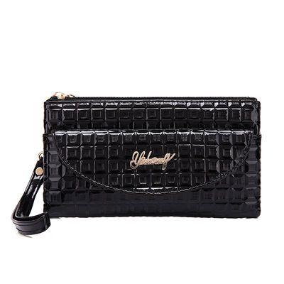 手机零钱包新款韩版女士手拿包时尚单肩女包百搭斜挎小包手包