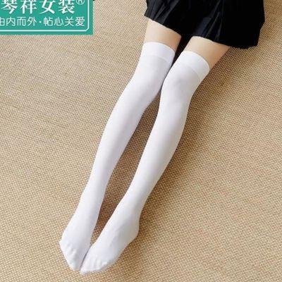 。薄款丝袜发育期女孩中长筒袜子12初中学生13高中14大童15-16岁