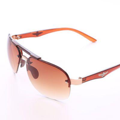 新款太阳镜男士时尚大框蛤蟆镜司机驾驶复古墨镜男眼镜男户外眼睛