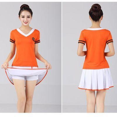杨丽萍广场舞服装春夏上衣裙子演出两件套舞蹈服套装女成人新款