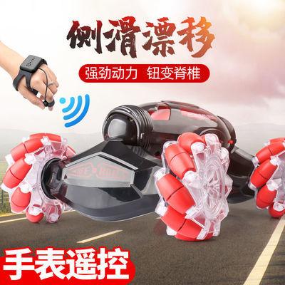 翻滚特技车遥控车越野汽车手势感应遥控四驱攀爬车儿童男孩玩具