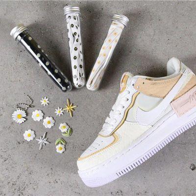 空军一号女鞋马卡龙糖果软妹韩版运动鞋ins超火樱花粉低帮板鞋春