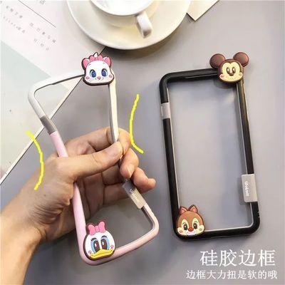 iPhoneX/xs手机壳8苹果7plus硅胶6S散热边框防摔女6潮牌XSMax
