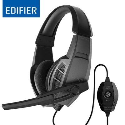 Edifier/漫步者 G3头戴式电脑笔记本耳机炫酷游戏语音耳麦USB接口