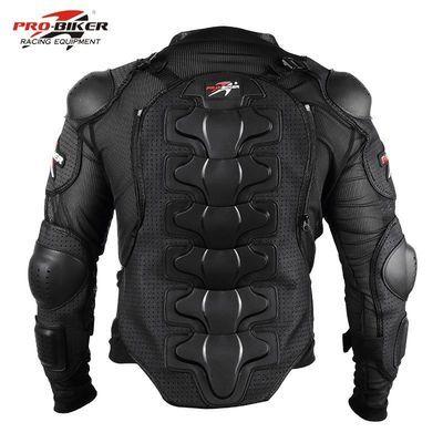 摩托车护甲衣骑行装备防摔服越野机车盔甲背心护背赛车服防护衣服