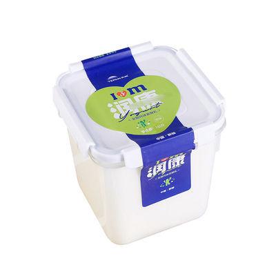 【热卖】新货新疆天润牛奶网红酸奶原味浓缩桶装酸奶润康方桶老酸