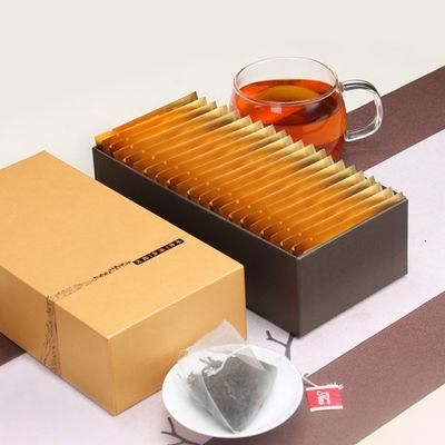 春茶鸭屎香三角茶包凤凰单枞茶叶潮州单丛袋装小包乌龙礼盒装18包