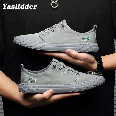 【Yaslidder】飞行员小鳄鱼休闲低帮板鞋Bezir世纪伟昊夏休闲男鞋