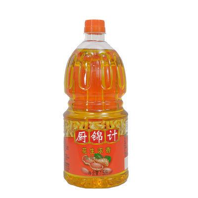 【促销】多种规格厨锦计食用油 花生调和油 菜籽油900ml/1.5L/2L/
