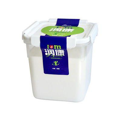新疆天润佳丽益家网红酸奶大桶浓缩原味老酸奶水果捞配料乳酸菌奶