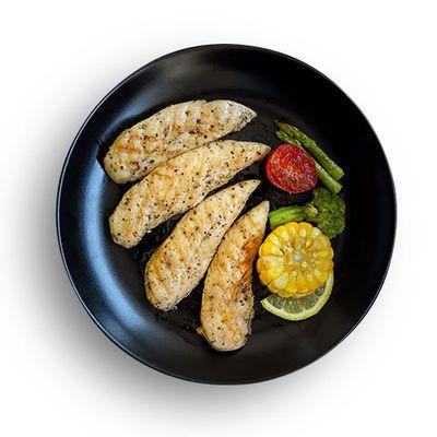 【促销】【共15包】馋帽鸡胸肉健身轻食开袋即食代餐低脂高蛋白速