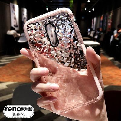 opporeno手机壳reno2/F9防摔A7X/A9/F11透明reno10倍变焦a5/a3s壳