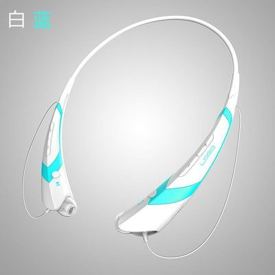 梦初音未来miku概念动漫无线蓝牙耳机颈挂式狂三蕾姆二次元周边