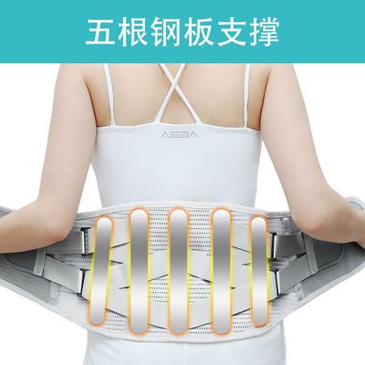 护腰带磁疗保暖男女士腰间盘突出腰椎间盘自发热钢板腰疼透气腰托