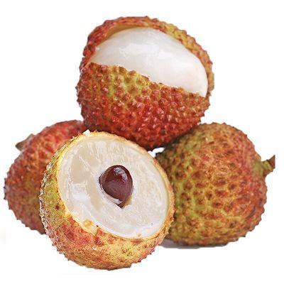 【促销】荔枝 新鲜现摘现发当季水果妃子笑白糖罂桂味海南荔枝5斤