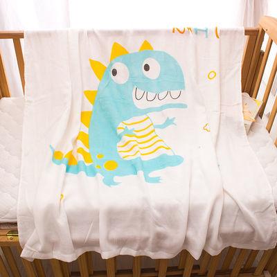 儿童婴儿空调被竹纤维盖毯冰丝宝宝小被子夏季新生儿毯子四季通用
