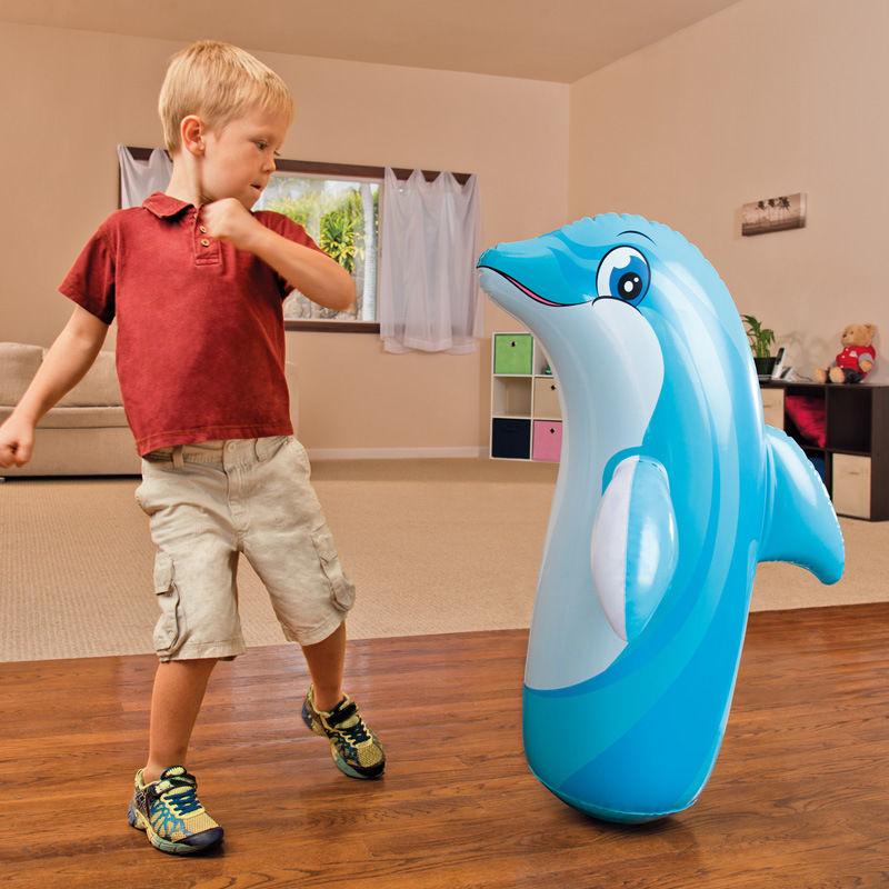 75786-充气不倒翁玩具沙袋宝宝大号男女小孩子儿童拳击益智玩具012356岁-详情图