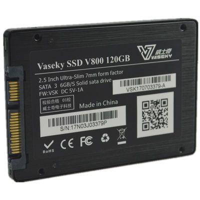 威士奇固态硬盘120G 60G 256G 500G 128G 2.5寸SSD固态Sata3