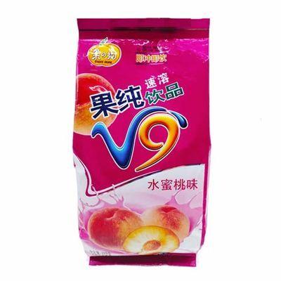【促销】桔子菠萝粉320g冲饮浓缩果珍粉固体速溶饮料果粉烘培原料