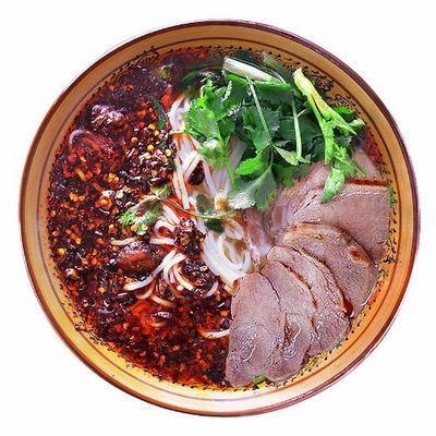 【促销】五送一 正宗六盘水水城羊肉粉贵州特产小吃 米粉线 非遵