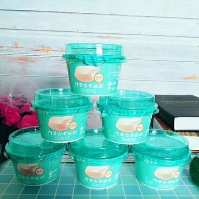 【促销】蒙牛内蒙古老酸奶140g*6杯 老蒙古原味发酵乳酸奶 低温酸