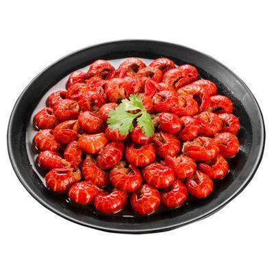 【促销】麻辣小龙虾尾即食罐装香辣味熟食龙虾尾虾球网红零食小海
