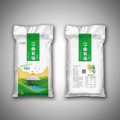【促销】东北大米20斤装批发北大荒集团云山农场小町米珍珠米香米