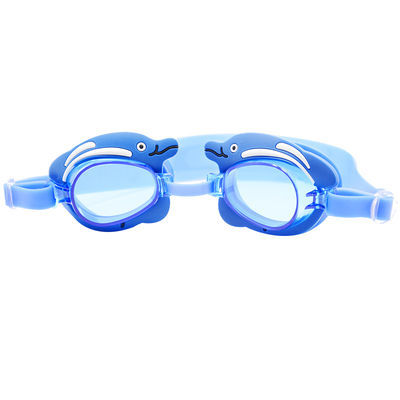 爆款儿童泳镜 男童高清防水防雾游泳眼镜 女童可爱卡通潜水镜游泳