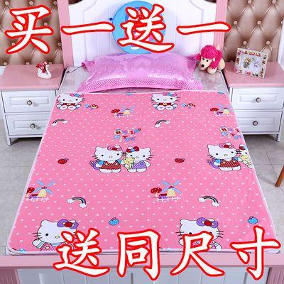 宝宝纯棉透气床垫夏季防漏姨妈垫婴儿隔尿垫防水可洗超大儿童成人