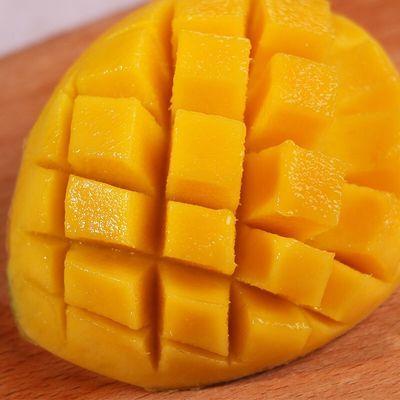 广西小台农芒果5斤10斤装新鲜甜心应季水果包邮非贵妃芒金煌芒果