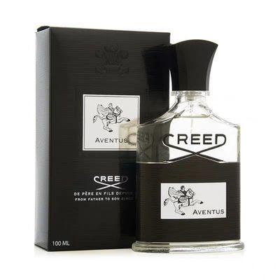 Creed信仰Silver mountain water银色山泉拿破仑之水 香水50ml