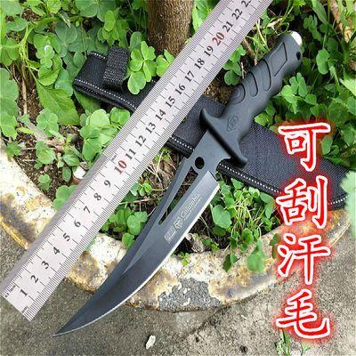 户外随身防身求生刀多功能瑞士军刀野外直刀小刀高硬度刀具折叠