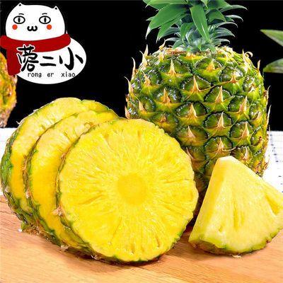 【单果6斤】台农西瓜凤梨当季水果手撕凤梨新鲜无眼菠萝应季包邮